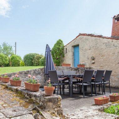 Gite Vendée, gite de la Gravée, la terrasse