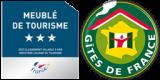 Gite de la Gravée en Vendée, 3 étoiles et 3 épis