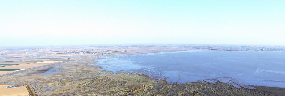 Baie Aiguillon sur Mer en Vendée et Marais Poitevin