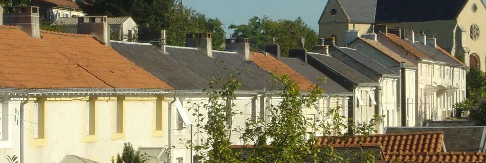 Corons Faymoreau en Vendée