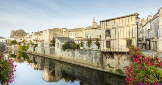 Fontenay le Comte Vendée - gite de la Gravée