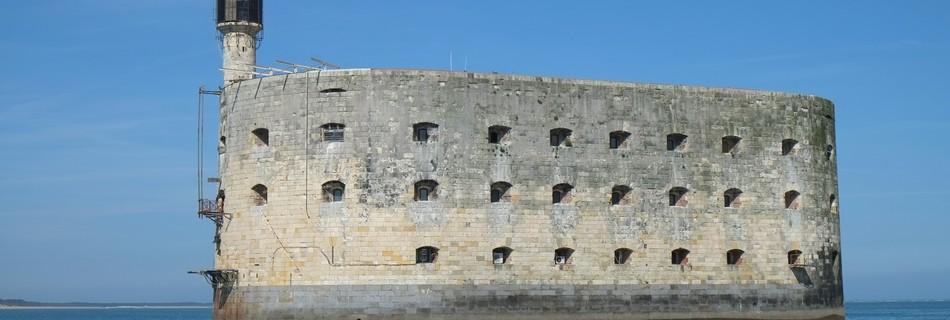 Fort Boyard une curiosité à voir lors de votre séjour en Vendée