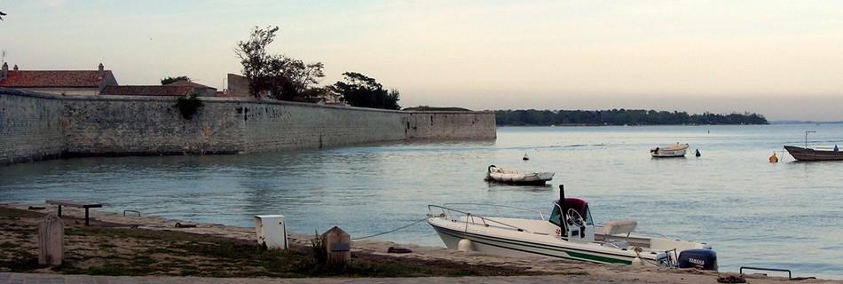 Ile d'Aix Charente Maritime