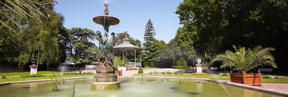 Jardin Dumaine Luçon Vendée à 30 mn du gite de la Gravée