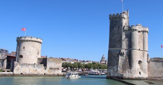 Port de la Rochelle et gite de la Gravée Vendée