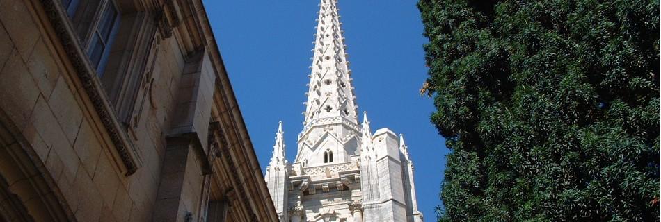 La cathédrale de Luçon Vendée