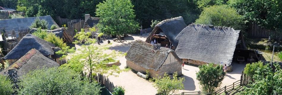 Le Fort de l'An Mil Puy du Fou