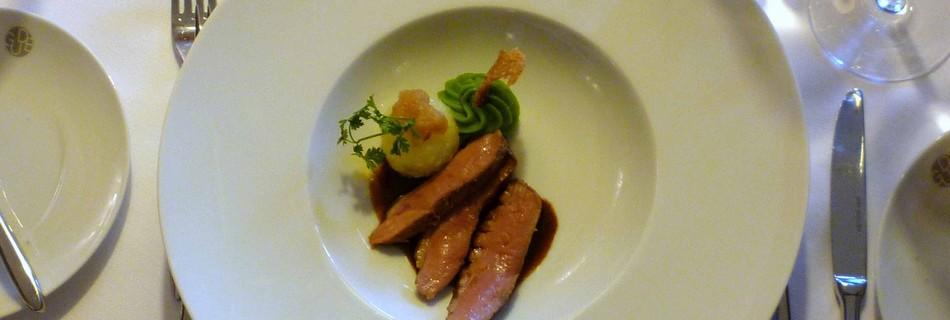 Magret de canard, le canerd de Challand, spécialité de Vendée