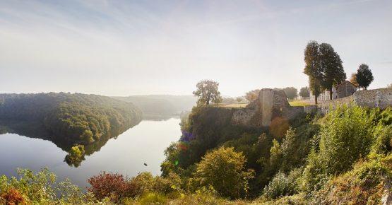 Mervent et son lac en Vendée - gite de la Gravée