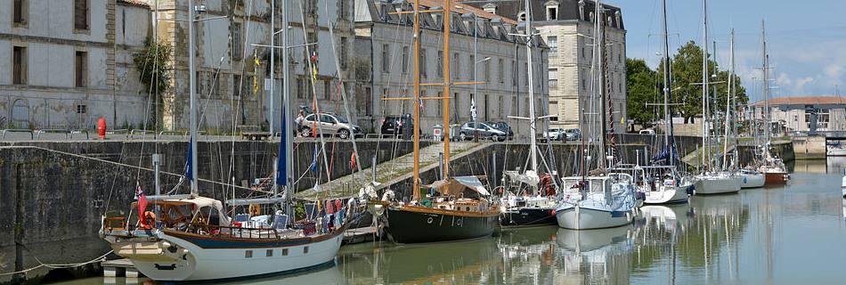 Rochefort, Charente Maritime, une visite à faire
