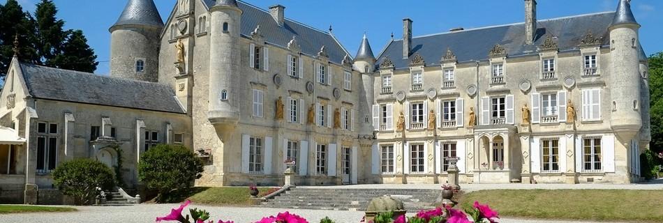 Château Terre Neuve Fontenay le Comte Vendée