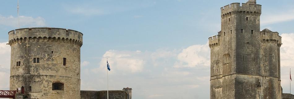 Tours de la Rochelle Charente Maritime