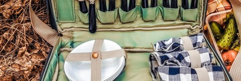 Pique nique en Vendée au gite de la Gravée
