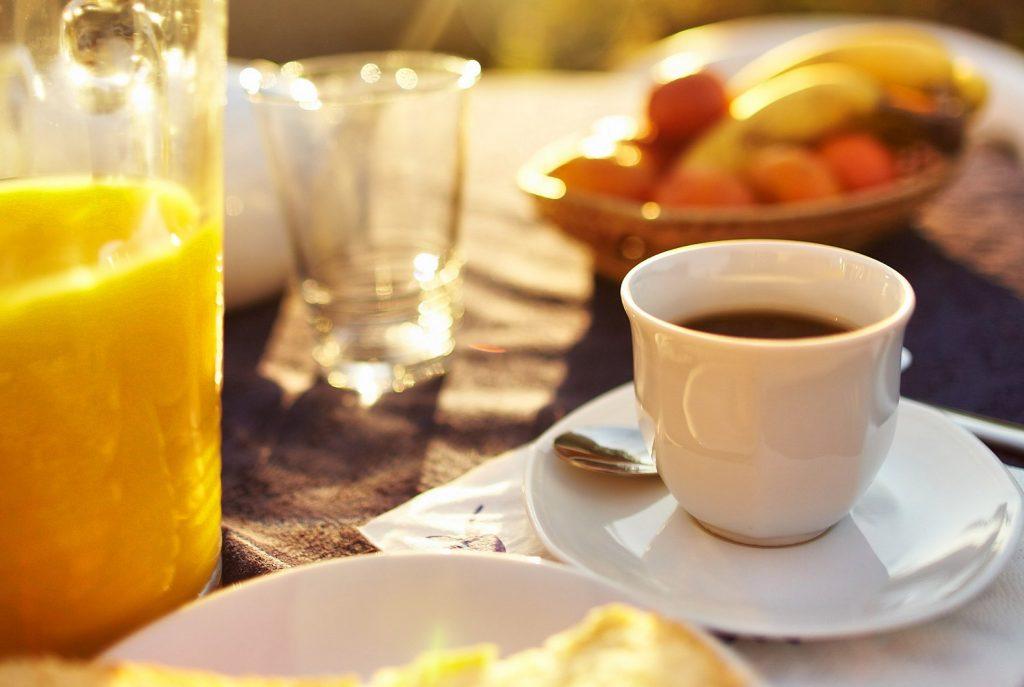 Un gite Vendée, petit déjeuner en vacances au gite de la Gravée