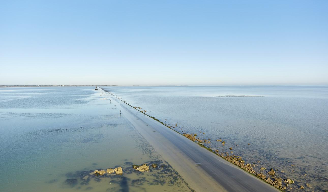 Vendée Passage du Gois