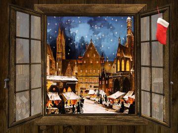 Les marchés de Noel en Vendée