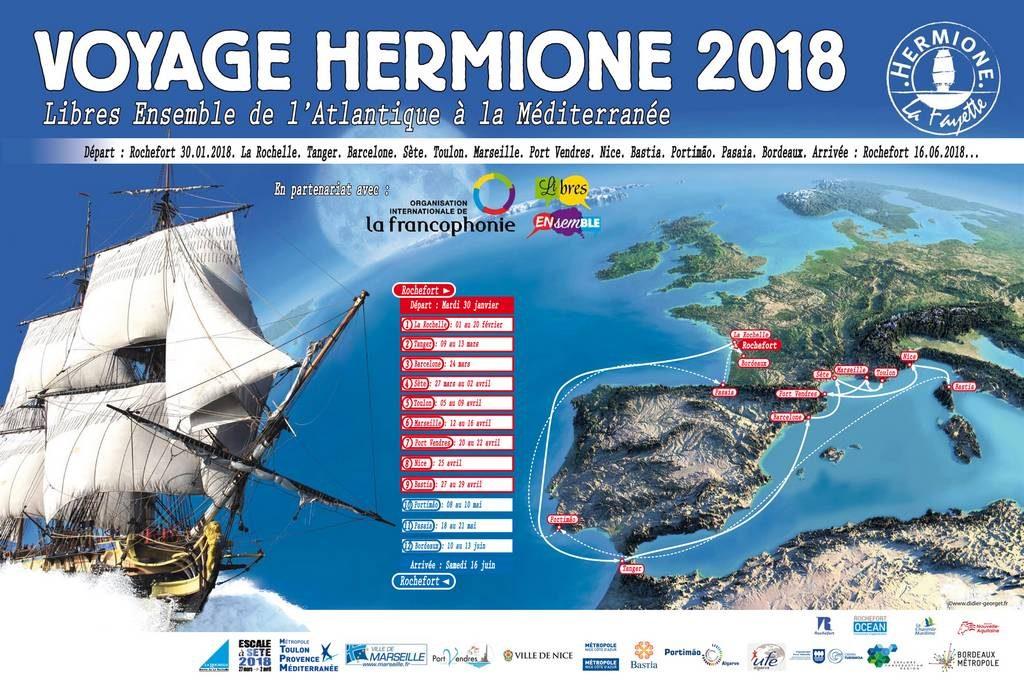 voyage Hermione
