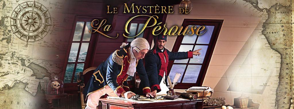 Le mystère de la Pérouse - Puy du Fou