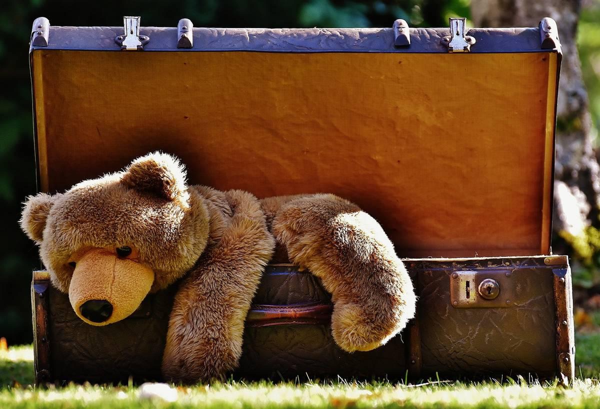 Poser vos valises au gite de la Gravée