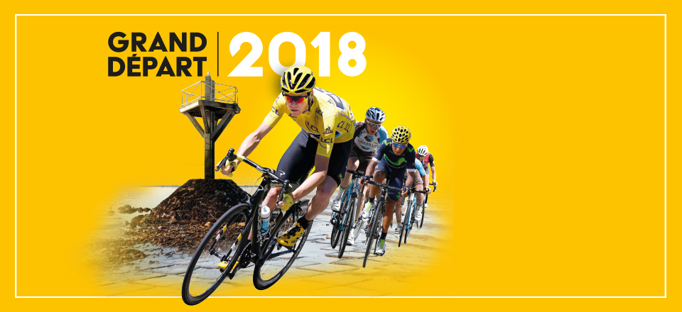 Tour de France 2018 en Vendée