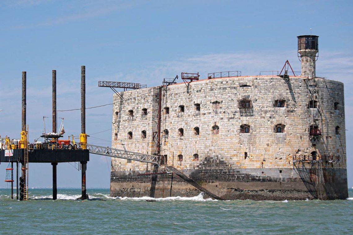 Fort Boyard et le gite de la Gravée en Vendée