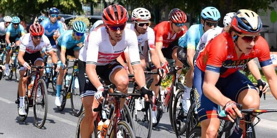 Le Tour de France non loin du gite de la Gravée